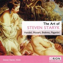 Art of Steven Staryk