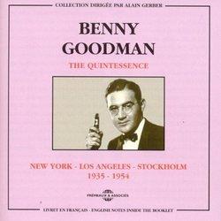 The Quintessence: New York, Los Angeles, Stockholm 1935-1954