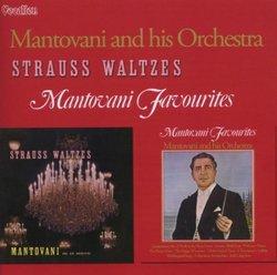 Strauss Waltzes / Mantovani Favourites