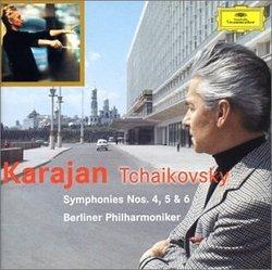 Symphonies 4-6