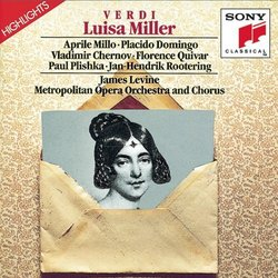 Verdi: Luisa Miller [Highlights]