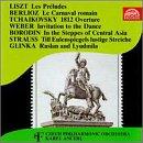 Music By Liszt Glinka Berlioz Tchaikovsky Strauss