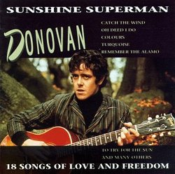 Sunshine Superman : 20 Songs Of Love And Freedom