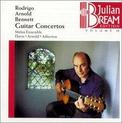 Julian Bream Edition, Vol.15: Guitar Concertos