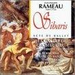 Rameau - Sibaris / Rime, Bazola, Rio, Nonclé, Le Concert de l'Hostel Dieu, Comte