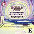 Corp: Piano Concerto No. 1; Guernsey Postcards; Symphony No. 1