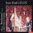 """L'Orgue """"Renaissance"""" de Saint-Savin-en-Lavedan / Jean-Paul Lecot (Forlane)"""