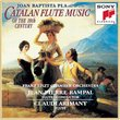 Catalan Flute Music of the 18th Century