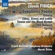 Zdenek Fibich: Orchestral works, Vol. 3