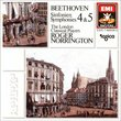 Beethoven: Symphonies 4 & 5 /The London Classical Players * Norrington