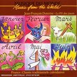 Music From the World: France Traditional Calendar