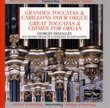 Great Toccatas & Chimes For Organ - Great Organ at the Basilica of Saint-Quentin / Georges Delvallee
