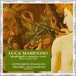 Marenzio:Madrigals for 4 Voices
