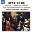 Buxtehude: Harpsichord Music Vol. 1