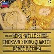 Berg: Lyric Suite; Wellesz: Sonnets By Elizabeth Barrett-Browning