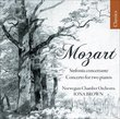 Mozart: Sinfonia Concertante; Concerto for Two Pianos