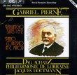 Pierne: Ramuntcho Suites; Piano Concerto in C Minor