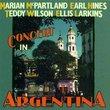 Concert in Argentina