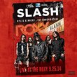 Live At The Roxy 09.25.14 (Feat. Myles Kennedy & The Conspirators) [2 CD]