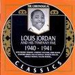 Louis Jordan 1940-1941