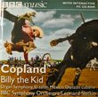 Copland: Billy the Kid, Organ Symphony