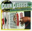 Best Of Louisiana Cajun Classics : Cajun & Zydeco's Greatest Artists, Vol. 2