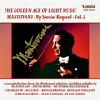 The Golden Age of Light Music: Mantovani by Special Request, Vol. 2
