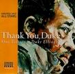 Thank You, Duke! (ELLINGTON)