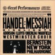 Handel: Messiah (highlights) HWV56