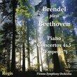 BEETHOVEN: Piano Concertos 4 and 5