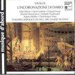 Vivaldi - L'incoronazione di Dario / Elwes · Ledroit · Lense · Verschaeve · Poulenard · Mellon · Visse · Bezzina