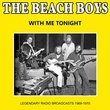With Me Tonight: Radio Broadcast 1968-1970