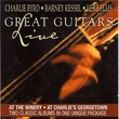 Great Guitars: Live (2 CD Set) - Barney Kessel, Herb Ellis, Charlie Byrd