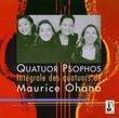 Maurice Ohana: Complete Works for String Quartet