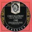Cab Calloway 1940