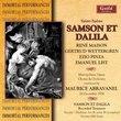 Saint-Saens: Samson & Dalila (Complete) [United Kingdom]