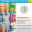 Bach: Six Brandenburg Concertos, BWV 1046-1051, Complete Edition [Blu-ray Audio]