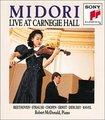 Midori - Live at Carnegie Hall