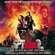 Spy Kids 2: The Island of Lost Dreams (Score)