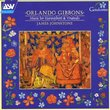 Orlando Gibbons: Music for Harpsichord & Virginals