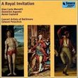 Argento: Royal Invitation (Homage to the Queen of Tonga / Menotti: Sebastian Ballet Suite / Copland: Old American Songs