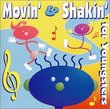 Movin' & Shakin' for Youngsters - CD