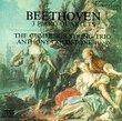 Ludwig van Beethoven: 3 Piano Quartets (WoO 36) - Cummings String Trio