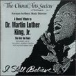 A Choral Tribute to Dr. Martin Luther King, Jr. - The First Ten Years (Recorded Live at the John F. Kennedy Center for the Performing Arts)