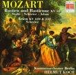 Mozart: Bastien und Bastienne