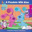Playdate With Blue