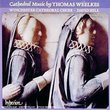Weelkes: Cathedral Music - Anthems (English Orpheus, Vol 10) /Winchester Cathedral Choir * Hill