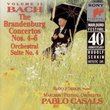 Bach: The Brandenburg Concertos Nos. 4-6; Orchestral Suite No.4