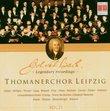 Johann Sebastian Bach: Legendary Recordings [Box Set]