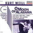 Kurt Weill: O Moon of Alabama